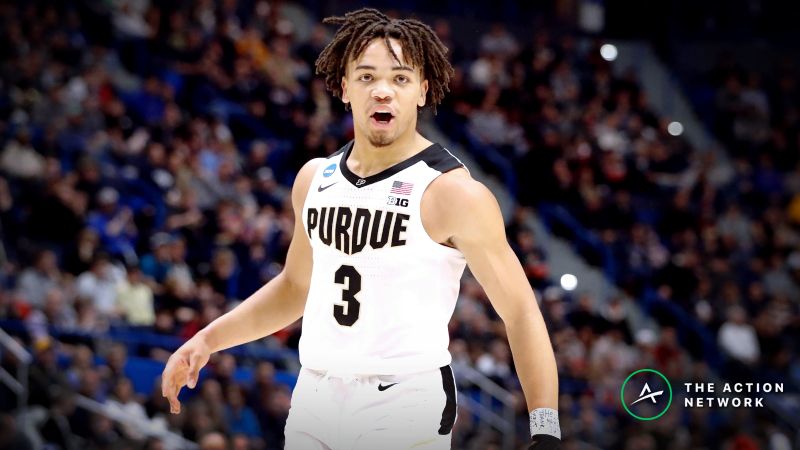 Koerner's Sweet 16 Power Ratings: Slight Value on Purdue Thursday Night article feature image