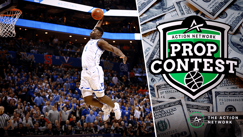Win $1,000 in Cash: Enter Our FREE March Madness $1K Sunday Late-Night Mega Contest article feature image
