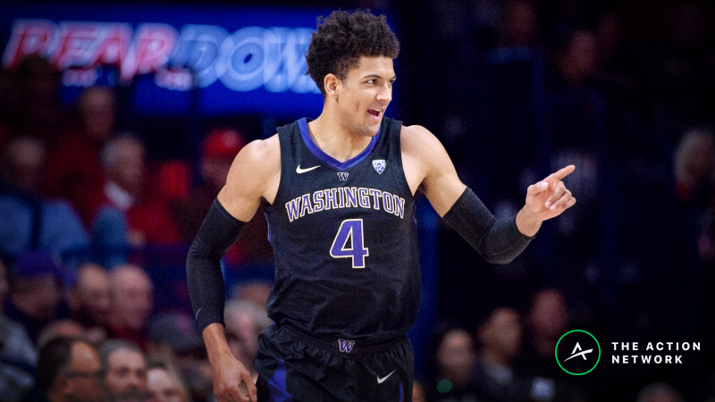 Washington-Stanford Betting Preview: Will the Huskies Bounce Back? article feature image