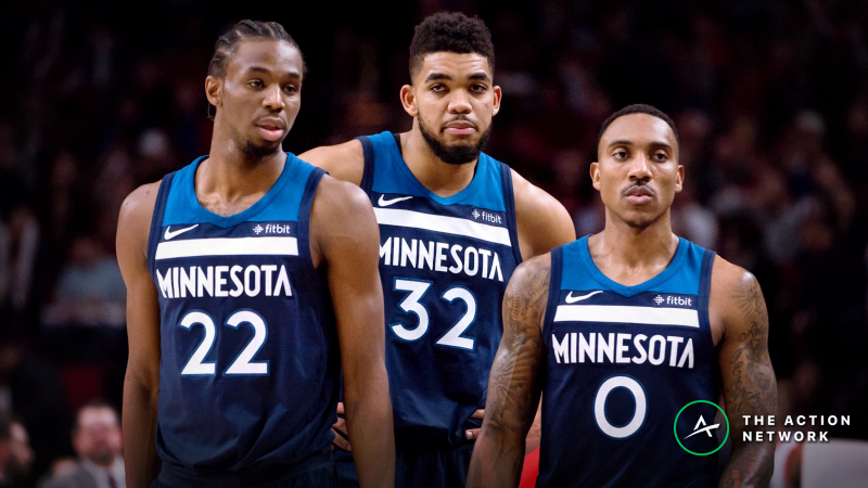 Tuesday's NBA Injury Report: Betting, DFS Impact of Jimmy Butler, Wolves Injuries article feature image