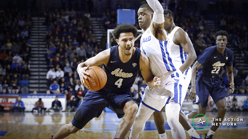 Our Staff's 5 Favorite Under-the-Radar College Basketball Bets for Tuesday article feature image