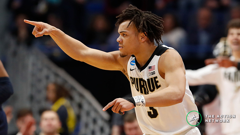 Sweet 16 Betting Odds: Point Spreads, Over/Unders for All 8 NCAA Tournament Games article feature image