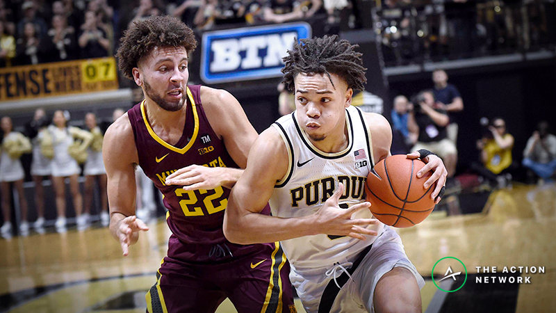Tuesday's College Basketball Betting Previews: Purdue-Minnesota, UIC-Green Bay article feature image