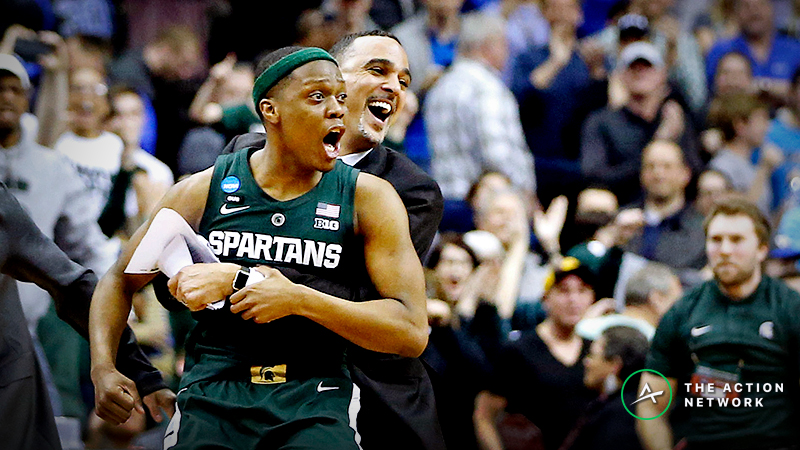 Final Four Betting Guide: Live Odds, Our Favorite Bets for Virginia-Auburn and Texas Tech-Michigan State article feature image