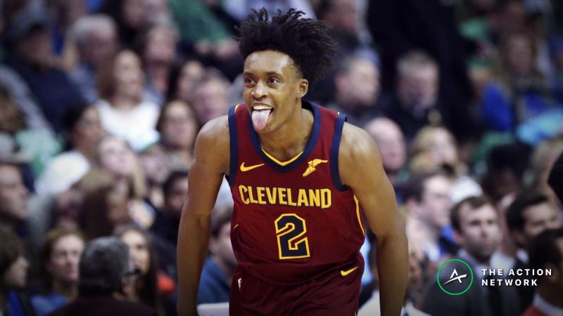 NBA Sharp Report: Pros Betting Pistons-Cavs, Knicks-Raptors Monday Night article feature image