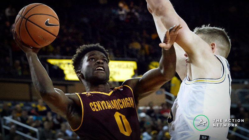 Conference Tournament Betting Tip: First Round Favorites Are Overvalued article feature image