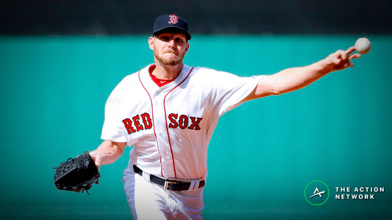 MLB Betting Tip: Favorites Are Undervalued on Opening Day article feature image
