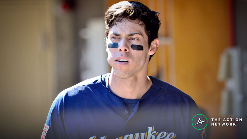 Do Not Bet On Christian Yelich To Win NL MVP Again article feature image
