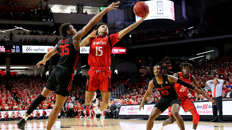 2019 AAC Tournament Betting Odds, Preview: Which Top Four Seed Has Futures Value? article feature image