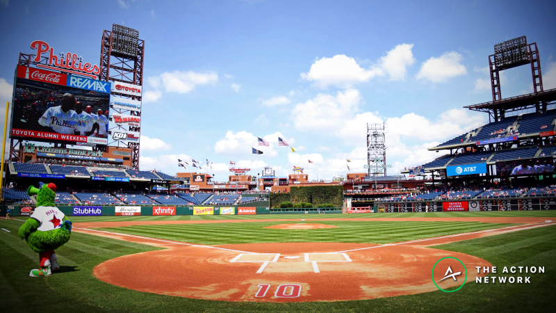 MLB Opening Day Weather: It's Always Windy in Philadelphia article feature image