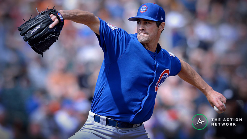 MLB Daily Betting Model, 3/31: Continuing to Fade the Cubs article feature image