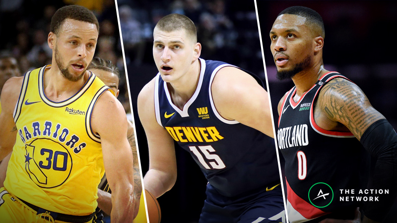 Western Conference Playoff Picture: Three Tiers and Lots of Complications article feature image