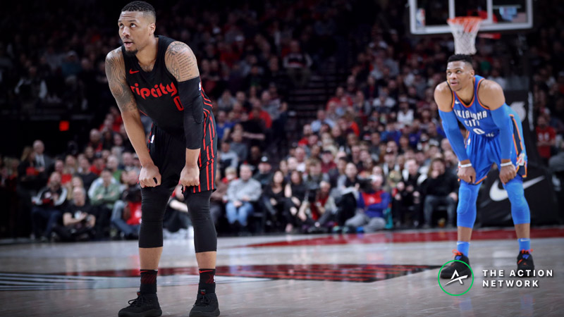 Thunder-Trail Blazers Betting Preview: Does OKC Offer Value on the Road? article feature image