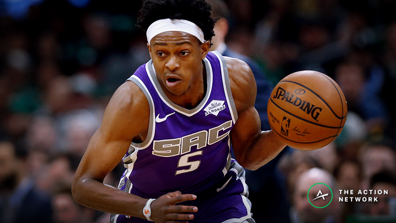 Raybon's Favorite NBA Props for Friday: Will De'Aaron Fox Dish 8 Assists? article feature image