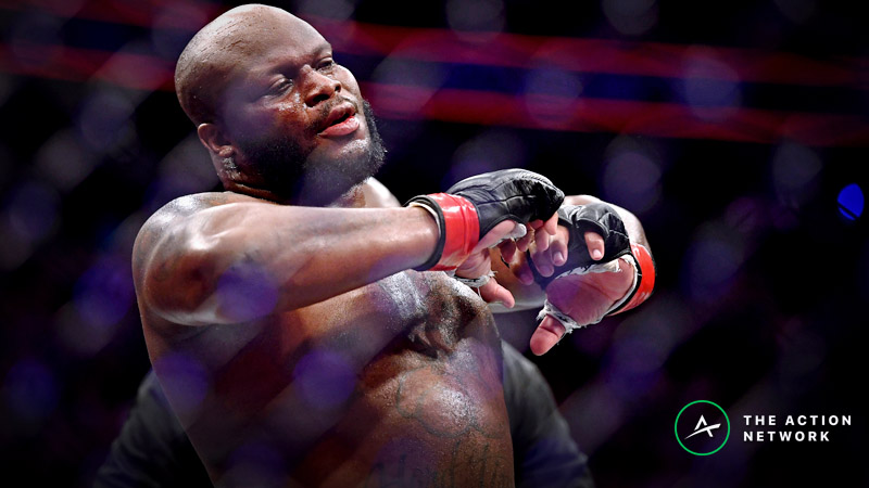 UFC Fight Night 146 Betting Guide: Will Derrick Lewis Knock Out Junior dos Santos? article feature image