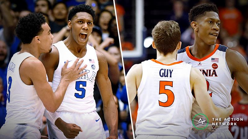 Updated Final Four Odds, Chances, Projections: Duke and Virginia Lead the Way article feature image