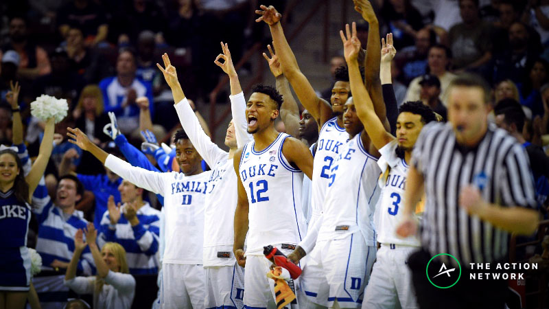 March Madness Simulations: 2 NCAA Tournament Futures to Bet Right Now article feature image