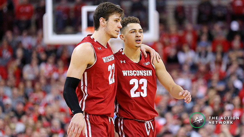 2019 NCAA Tournament Sharp Report: Pros Betting Wisconsin-Oregon, 2 Other Friday Games article feature image