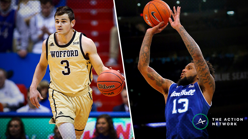 Wofford vs. Seton Hall Betting Guide: Can Terriers Top Pirates' Perimeter Defense? article feature image