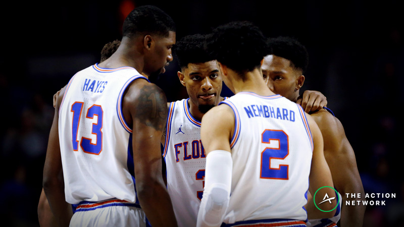 NCAA Tournament Thursday Night Betting Guides article feature image