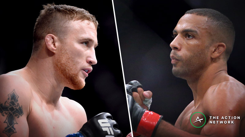 UFC on ESPN 2 Betting Guide: Justin Gaethje vs. Edson Barboza Promises to Deliver Action article feature image