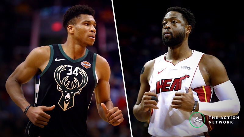 Moore: Miami's Zone Defense Can't Stop the Dominant Bucks article feature image