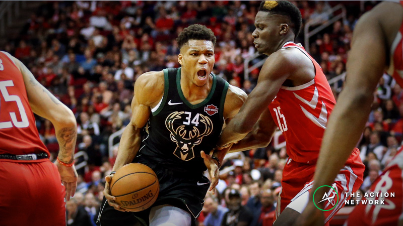 NBA Sharp Report: Magic-Heat, Rockets-Bucks Lead Tuesday's Pro Bets article feature image