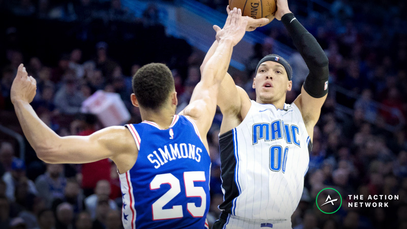 How Sharps Are Betting 76ers-Magic Monday Night Matchup article feature image