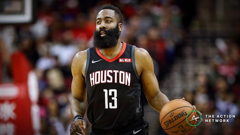 NBA Sharp Report: Raptors-Cavs, Hornets-Rockets Lead Monday's Pro Bets article feature image