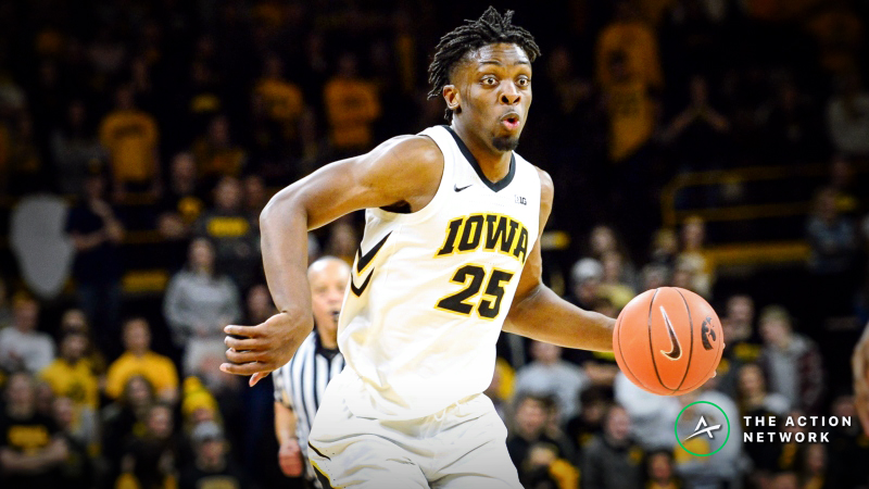 Freedman's Favorite Tennessee-Iowa Player Prop Bets article feature image