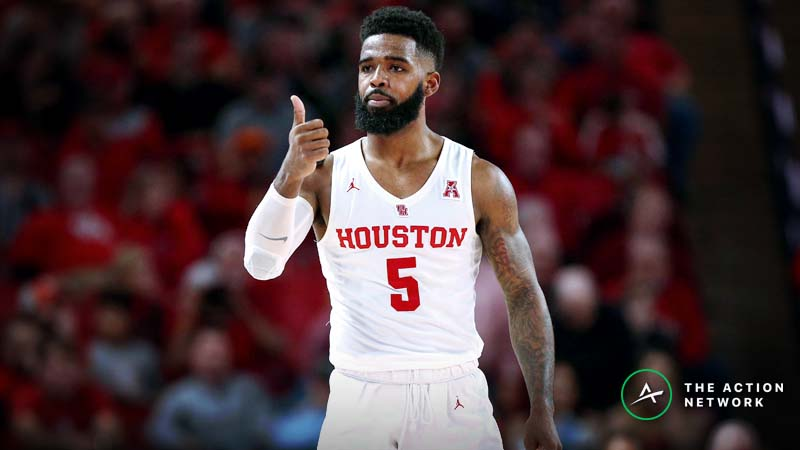 Houston-Georgia State Betting Odds: Opening Spread, Analysis for 2019 NCAA Tournament article feature image