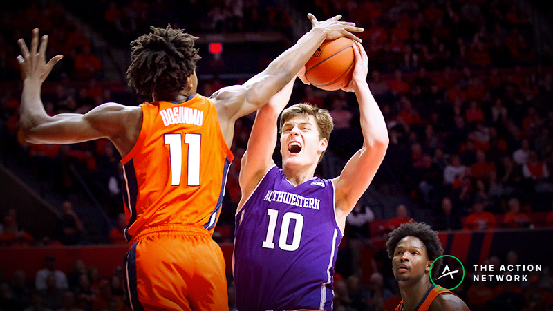 Wednesday College Basketball Betting: Providence-Butler, Illinois-Northwestern article feature image