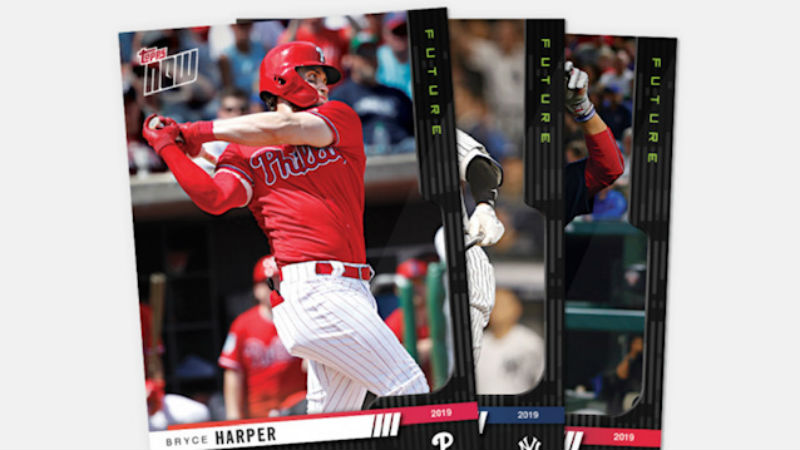 Topps Channels Futures Betting With 'World Series Champions' Card Packs article feature image