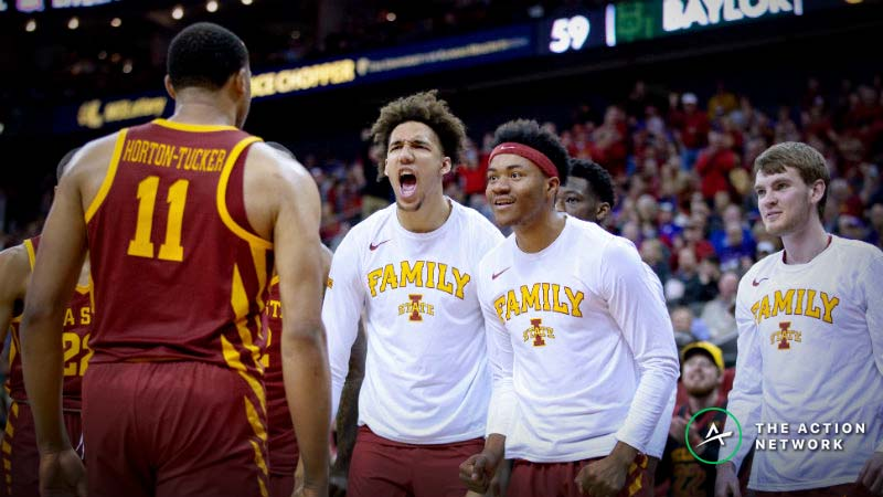 Iowa State-Kansas State Betting Preview: Wade Injury Swings Spread in Big 12 Tournament article feature image