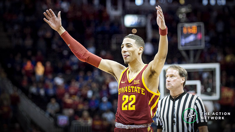 Iowa State-Ohio State Betting Odds: Opening Spread, Analysis for 2019 NCAA Tournament article feature image