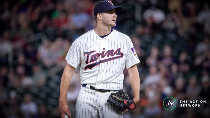 MLB Player Props: Target Jake Odorizzi Up North article feature image