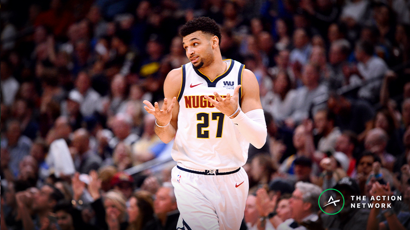 Raybon's Favorite NBA Props for Friday: Will Jamal Murray Grab 4 Rebounds? article feature image