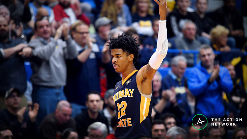 Ja Morant, Murray State Trendiest Double-Digit Seed in Recent NCAA Tournament History article feature image