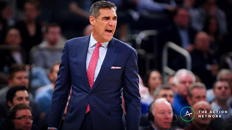 Villanova-Saint Mary's Betting Odds: Opening Spread, Analysis for 2019 NCAA Tournament article feature image