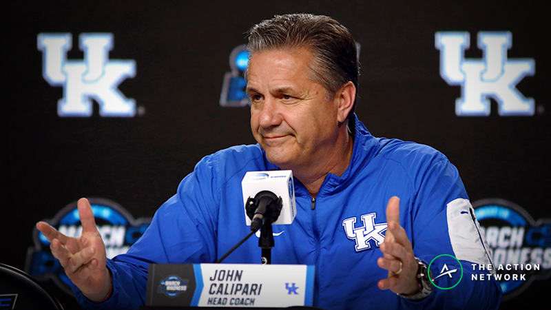 Franklin: I'm Betting on Kentucky, But Don't Feel Great About It article feature image