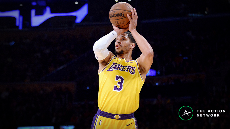 Raybon's Favorite NBA Props for Tuesday: Will Josh Hart Reach 12 Points? article feature image