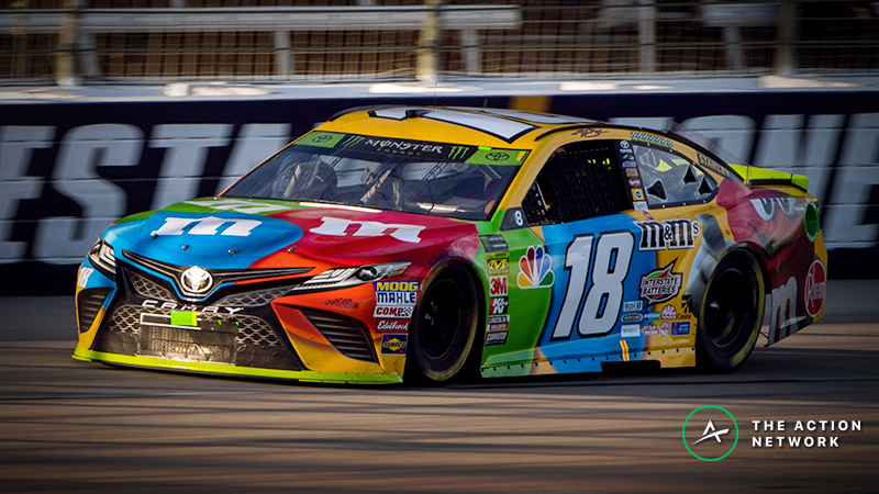 NASCAR Coke Zero 400 Matchup Odds, Picks: The Underdog With the Best Betting Value article feature image
