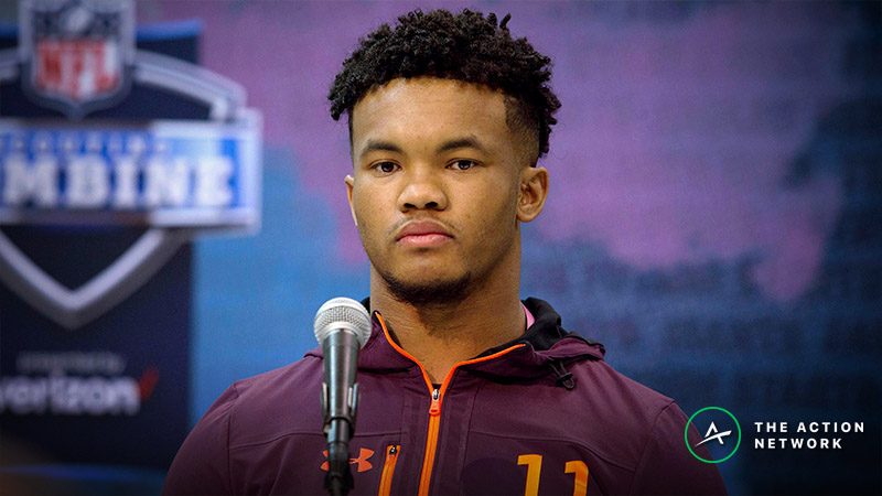 2019 NFL Draft Prop: Will Kyler Murray Be Drafted in the Top Two? article feature image