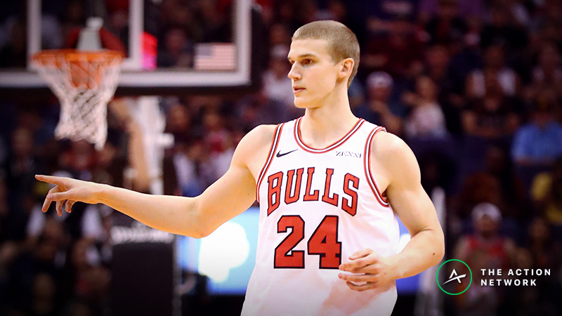 Raybon's Favorite NBA Props for Wednesday: Will Lauri Markkanen Drop 21 Points? article feature image