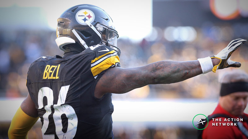 Freedman: Le'Veon Bell Props, Picks and Projections for 2019 article feature image