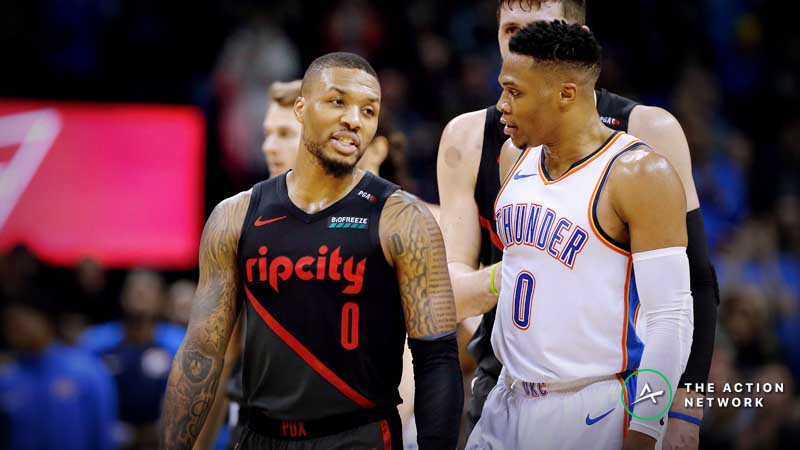 NBA Playoff Scenarios Creating Betting Value on Final Day of Regular Season | The Action Network