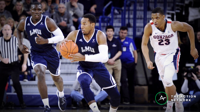 CBB Sharp Report: Pros Betting Brown-Loyola Marymount, 2 Other Monday Games article feature image