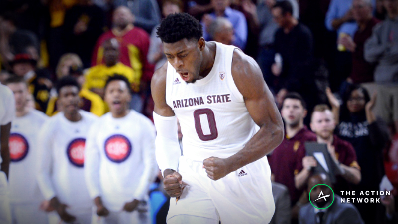 Freedman's Favorite Wednesday NCAA Tournament Prop: Will ASU's Luguentz Dort Score 17 Points? article feature image