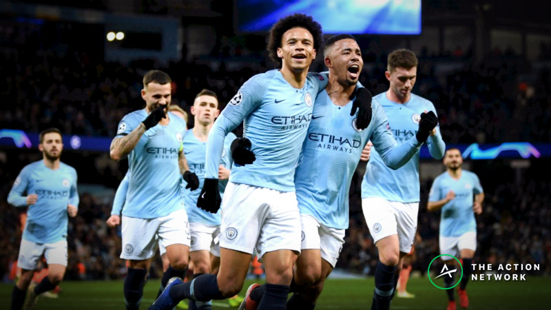 Champions League Round of 16: Schalke Are Trendy Underdogs vs. Manchester City article feature image