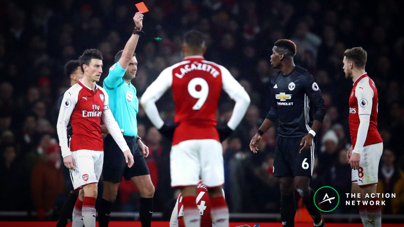 Premier League Week 30 Preview: Bettors Back on Manchester United to Beat Arsenal article feature image